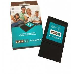 Pcmcia + tarjeta compatible con plataforma Holandesa Joyne Eutelsat 9E