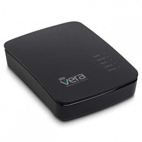 Central de gestión Zwave, Procesador ARM Cortex-A8 (720Mhz). VERA EDGE SMART