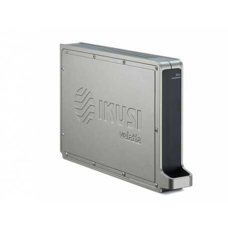 Módulo de entrada cuadruple DVB-T/T2/S/S2/C. cabecera Flow. Ikusi