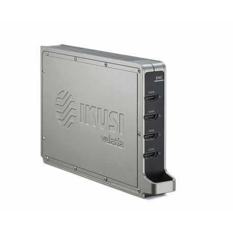 Módulo de 4 entradas HDMI. cabecera Flow. Ikusi