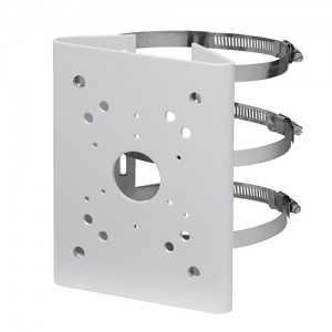 Soporte de mástiles para domos motorizadas - Rango de diámetro 103~127 mm