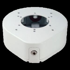 Caja de conexiones para cámaras domo - Metálico -38 mm (Al) x 92 mm
