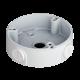 Caja de conexiones para cámaras domo - Metálico - 32 mm (Al) x 110 mm
