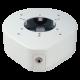 Caja de conexiones para cámaras domo - Metálico - 43 mm (Al) x 120 mm