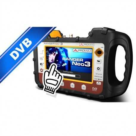 Medidor de campo modelo HD RangerNeo 2. Promax