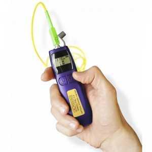 Kit de medición de potencia óptica Low Cost de medida ICT-2. PROMAX PL-017