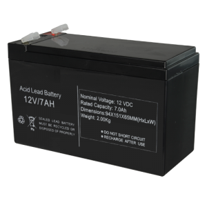Bateria 12V 7Ah. BAT1270