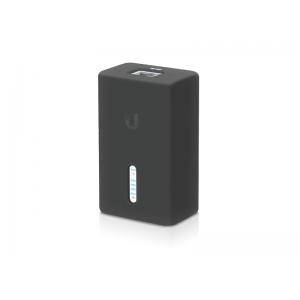 Inyector PoE a 24v con batería integrada