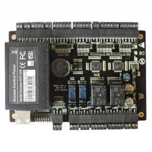 Controladora de accesos RFID gestión de hasta 2 puertas