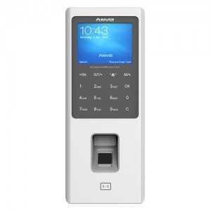 Lector biométrico autónomo de accesos y presencia. Anviz W2