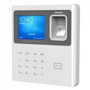 Lector biométrico autónomo de presencia. Anviz W1-ID