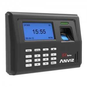 Lector biométrico autónomo de presencia. Anviz EP300