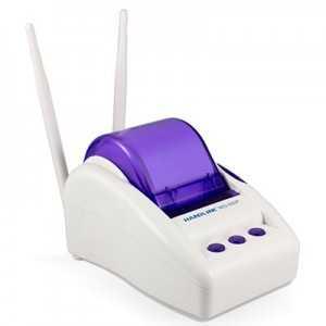 Hot Spot + Impresora de tickets, hasta 30 usuarios concurrentes, soporte RADIUS, 300Mbps 2,4Ghz, Hasta 8SSID, Plug and Play