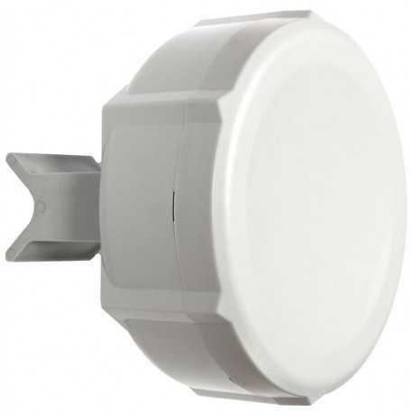 Mikrotik Routerboard SXTG 2HnD - CPE Completo 2.4 GHz. 802.11N GPoE- Antena 10dBi dual pol.