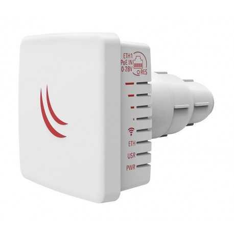 Punto de acceso WIFI exterior 5Ghz, 600Mhz, 64Mb RAM, 9dBi, x1 10/100 (Parabólica no incluída) L3