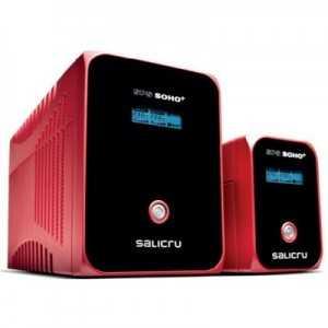 SAI 800VA interactiva LCD