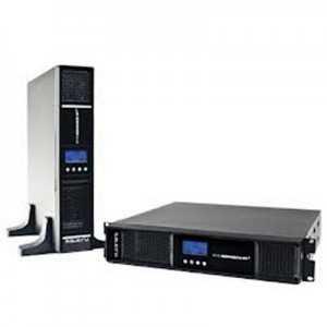 SAI Line-interactive de 1500VA para torre o rack (2U). Con RS-232 y USB. Salicru
