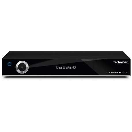 Receptor HD Twin tunner, x1 CI+, ESATA (Disco duro), x3 USB 2.0, Ethernet, tarjetero, SCART