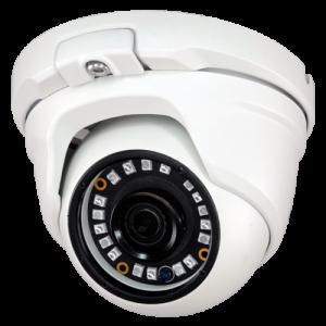Cámara domo IR 4 en 1 CMOS Brigates 1080p, 2.1Mpx, 2.8mm, 20mts.