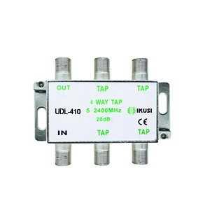 Derivador 4 salidas. 10dB. Planta 1