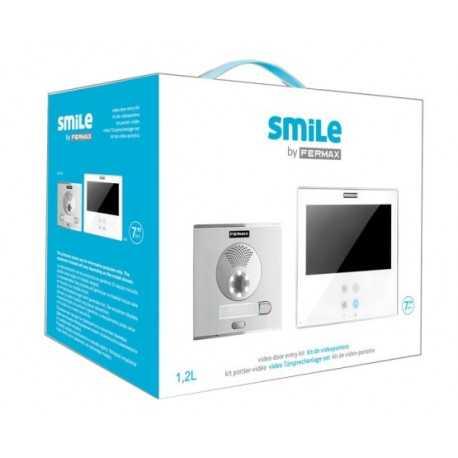 "Kit Videoportero VDS con monitor SMILE7"""