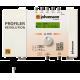 Central programable 50 filtros, 5 Entradas (x1 FM / x4 VHF-UHF). Ganancia: 113dBu 35dB / VHF/UHF 120dBu.