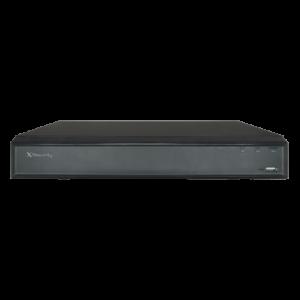XVR hasta 4CH + 2 IP. 4Mpx, salida HDMI. X-SECURITY