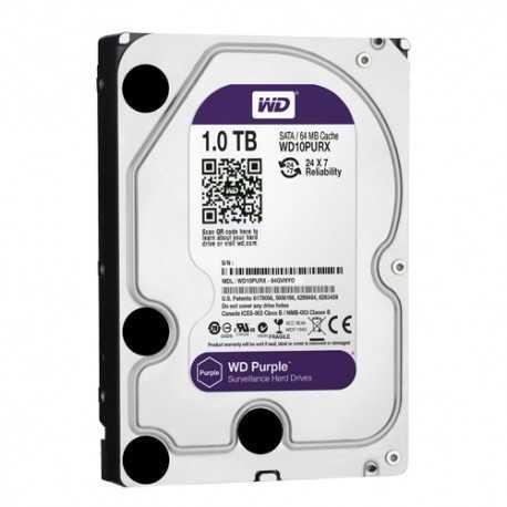 Disco duro 1TB Western Digital Purple