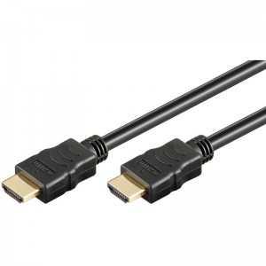 Cable HDMI v1.4, 1metros. Soporta 4K y 3D
