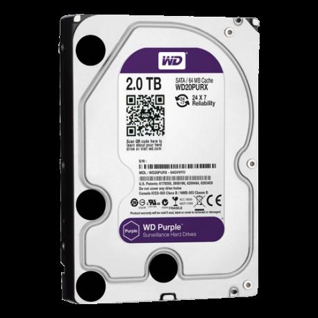 Disco duro 2TB Seagate Western Digital Purple