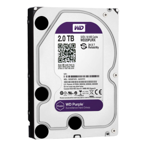 Disco duro 2TB Western Digital Purple