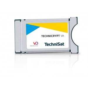 PCMCIA para canales TV satélite en Viacces. VIACCES Technisat