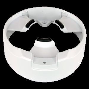 Caja de conexiones para cámaras domo DM941/942 - Apto uso exterior - Blanco