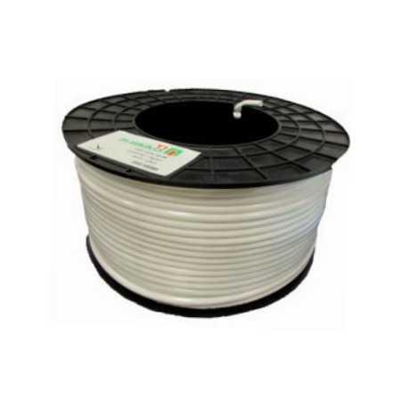 Cable coaxial Tv 6,8mm cobre 28dB/2150MHz. Bobina 100m.