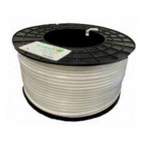 Cable coaxial Tv 6,8mm Aluminio cobreado 28dB/2150MHz. Bobina 100m.