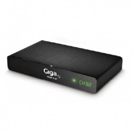 Producto REACONDICIONADO: Receptor satelite GIGATV HD660 S QC