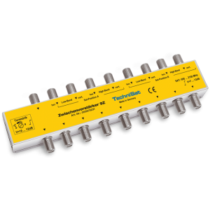 Amplificador activo para Gigaswitch 9x8
