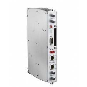 IKUSI HTL-STC: Transmodulador dual Clase A de DVB-T/S/S2 a DVB-T/C. Control de red y configuración con un gran número de canal
