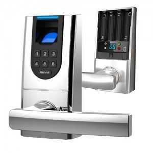Control de acceso biométrico.