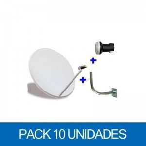 Kit antena K60C10 + LNB SCH500 + 53034