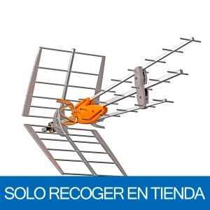 Antena UHF activa. 17-45dB (pasiva / activa). C60. D/A 24dB. DAT BOSS