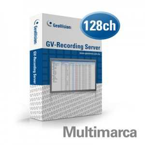 Software para servidor 128Ch. Geovision