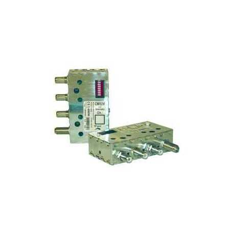 Módulo modulador ,DSB , UHF, mono. Triax
