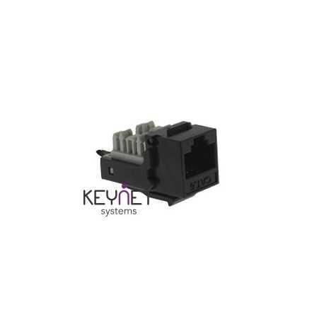 50KF5. Conector modular RJ45 Cat. 5E FTP. FTE
