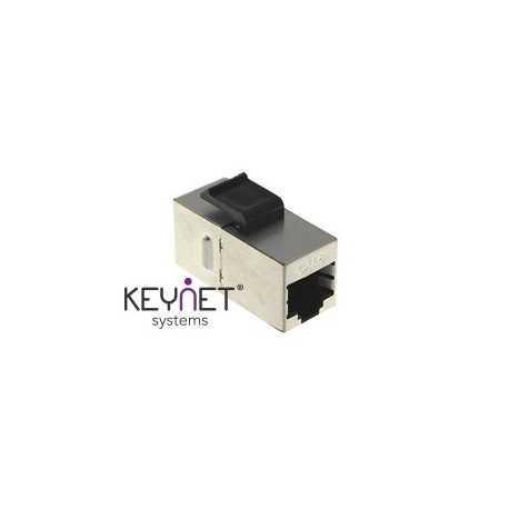 Adaptador Hembra - Hembra FTP Cat6 (en bolsa individual)