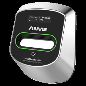 Lector biométrico autónomo de accesos dentificación por reconocimiento de iris y/o tarjeta
