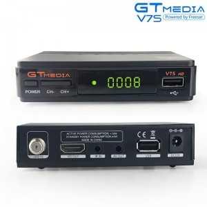 Receptor SAT (S2), FULL HD, H.264, Wifi USB integrado, IR