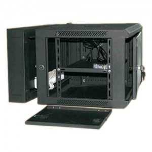 "Rack de pared 19"", x2 cuerpos, 9U, F550 / AN600 / AL524mm + ACCESORIOS"
