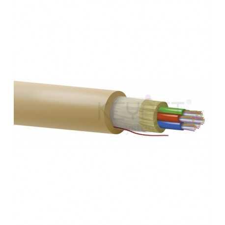 Cable 48F 6Tx8F, CPR-eca-LSZH interior. G657A2. Precio por metro