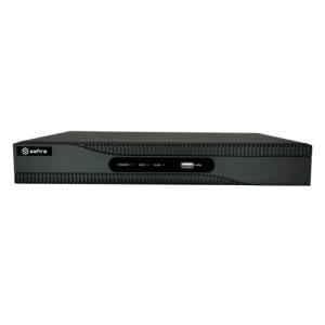 NVR 8ch IP hasta 8Mpx, 80Mbps, H.265+, 1 HDD
